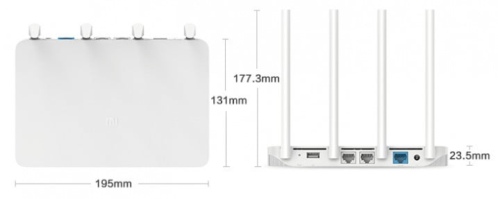 bo phat wifi xiaomi router gen 3g ac1200 6007fdca1d993