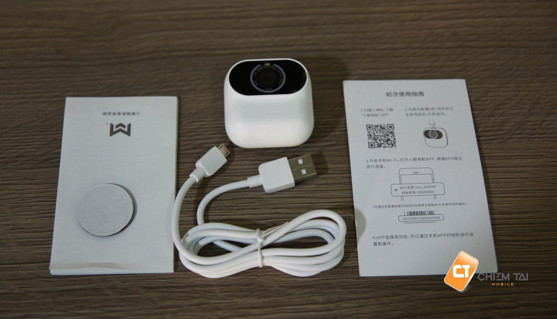 Camera AI thông minh Xiaomi