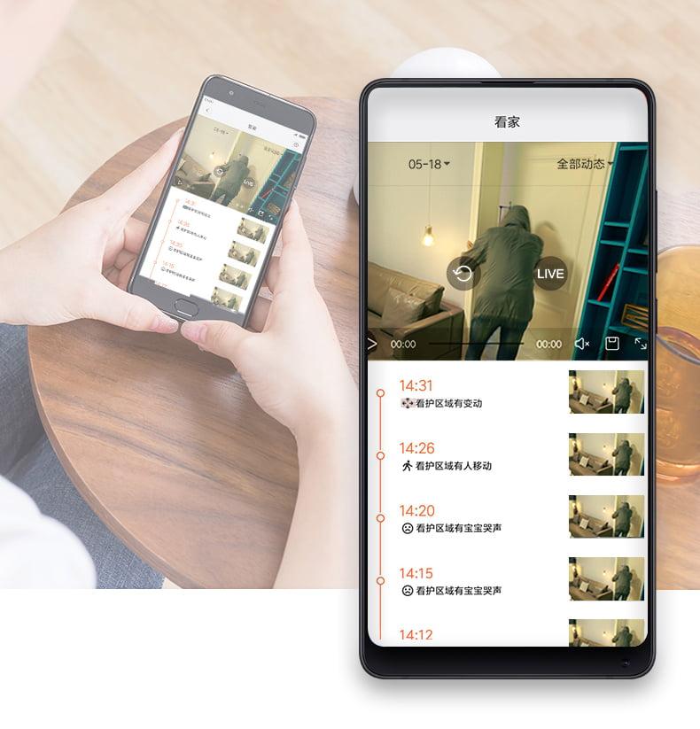 camera ip imilab home security ptz 1080p 6007d2c54356f