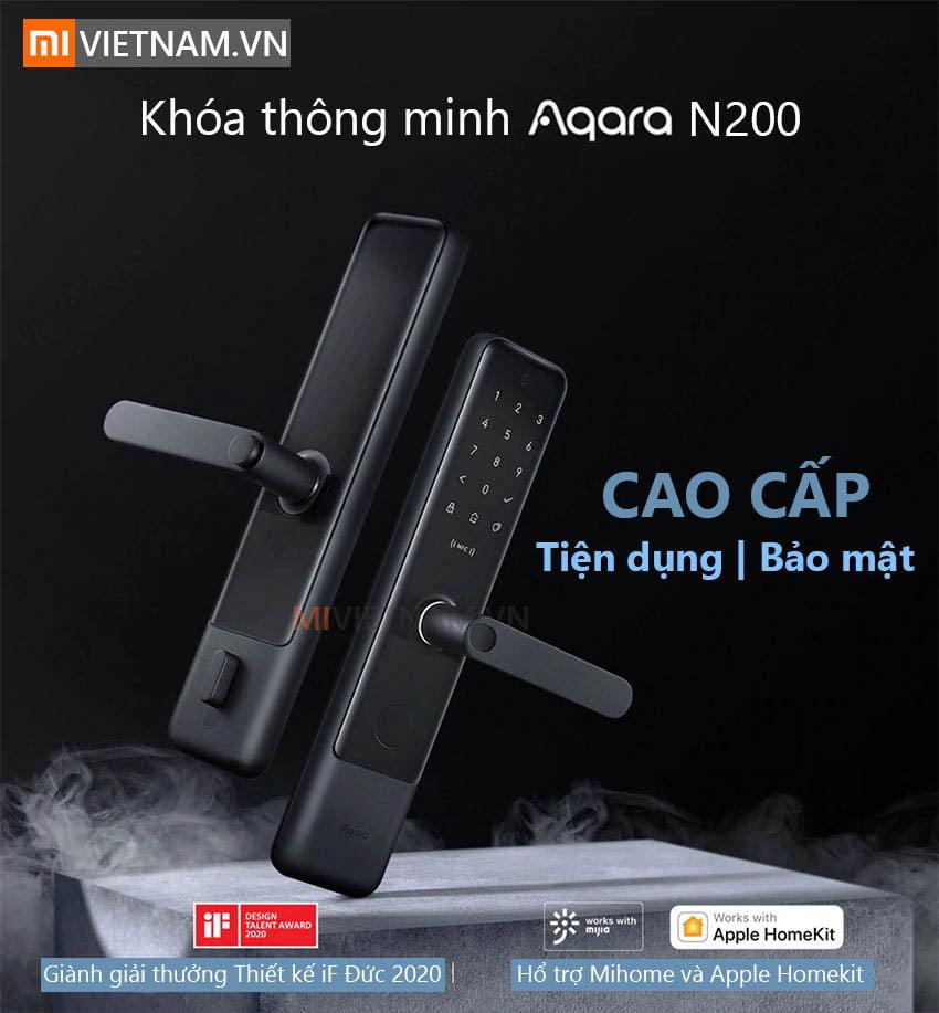 Khóa Cửa Thông Minh Aqara N200