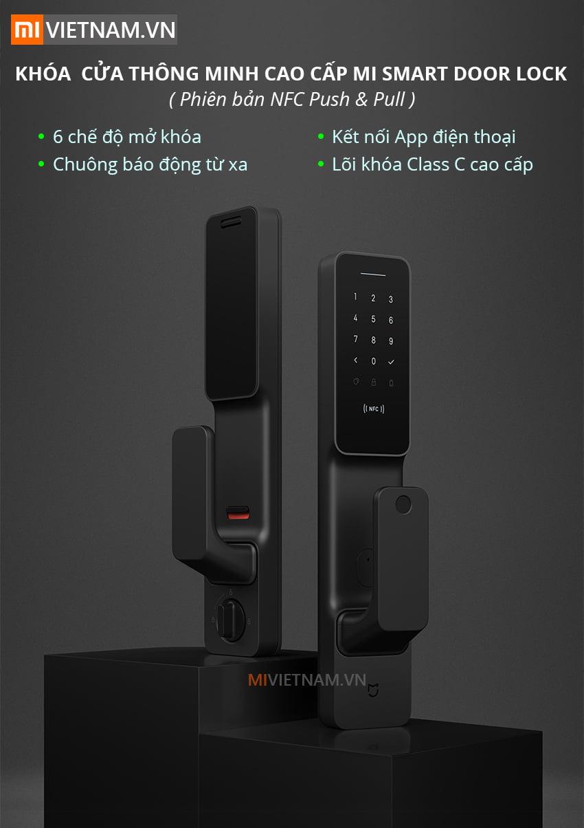 khoa cua thong minh cao cap mi smart door lock phien ban nfc push and pull 60094053e118a