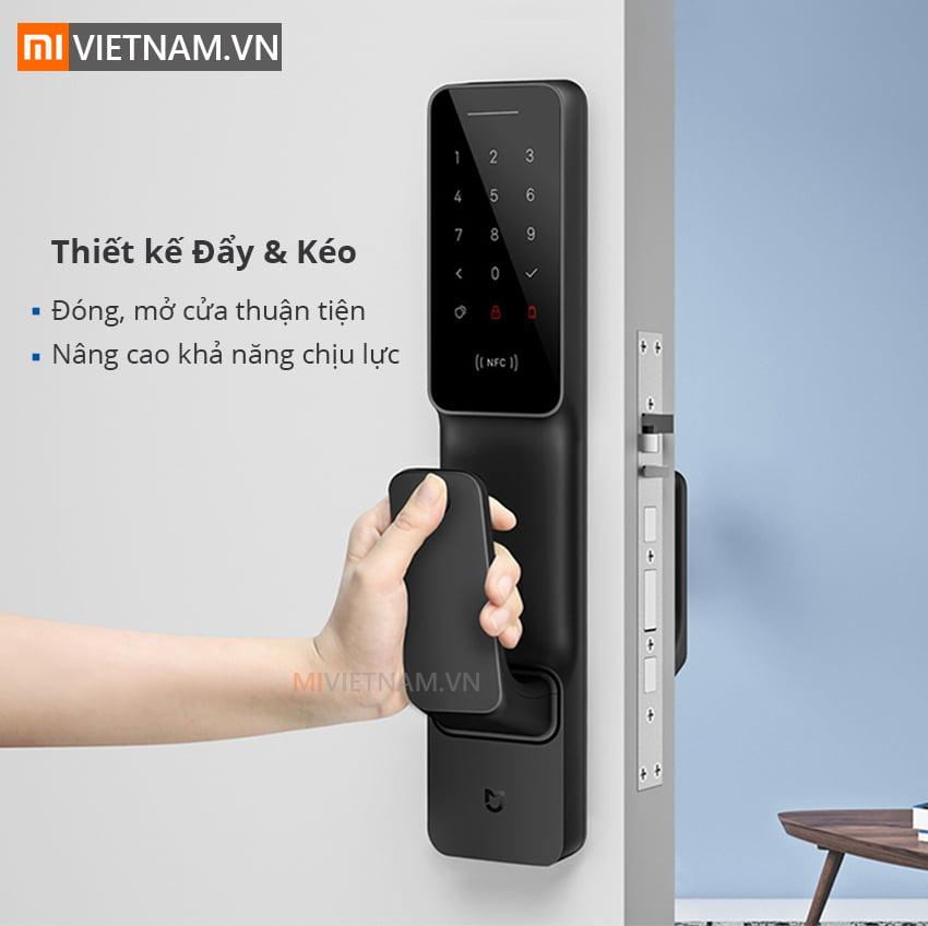 khoa cua thong minh cao cap mi smart door lock phien ban nfc push and pull 6009405732604