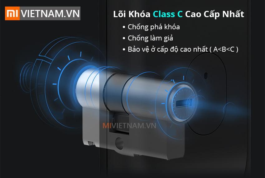khoa cua thong minh cao cap mi smart door lock phien ban nfc push and pull 6009405ae1eae