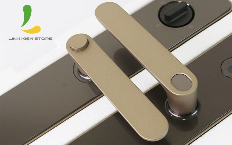 Nút nhận dạng vân tay 3D của khoá cửa thông minh Xiaomi Mijia an toàn, tiện lợi