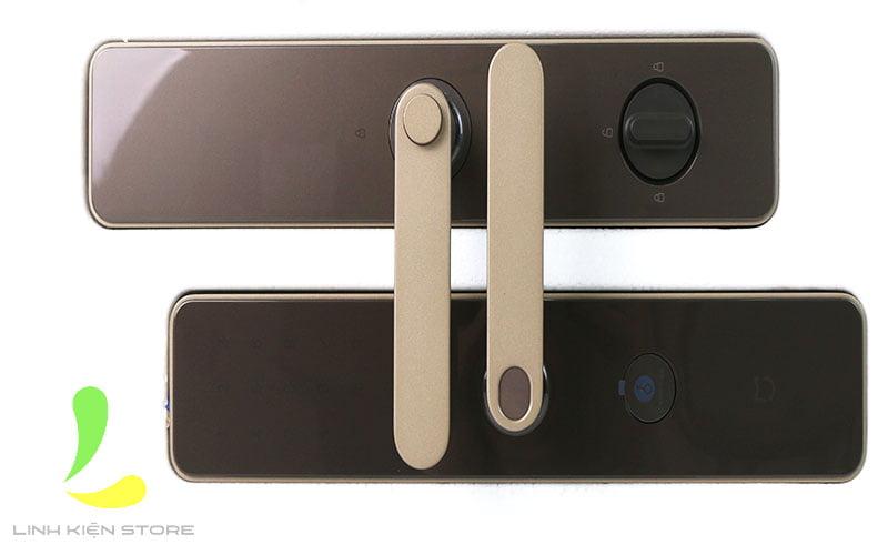 Chìa khoá khẩn cấp của khoá cửa thông minh Xiaomi Mijia được thiết kế ẩn