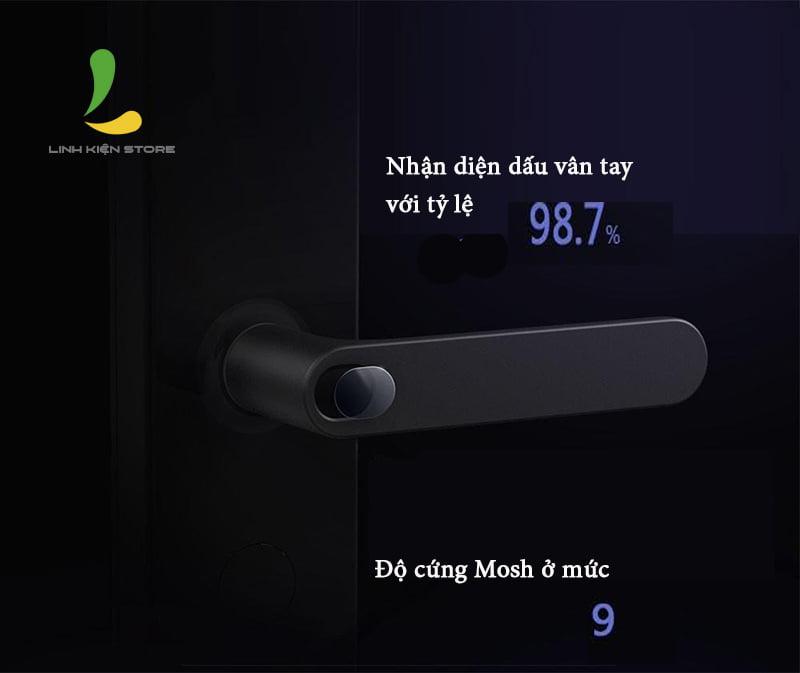 Khoa-cua-van-tay-Xiaomi-Mijia-vang-ban-nang-cap-2020 (10)