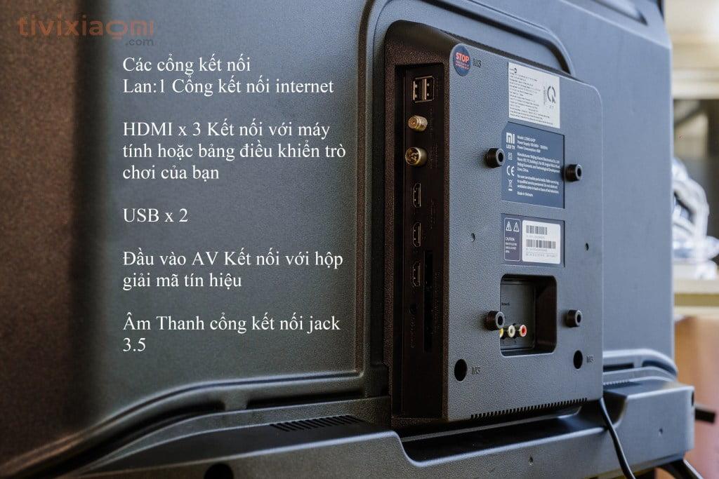 tivi xiaomi 32inch phiên bản quốc tế 4a 32 global