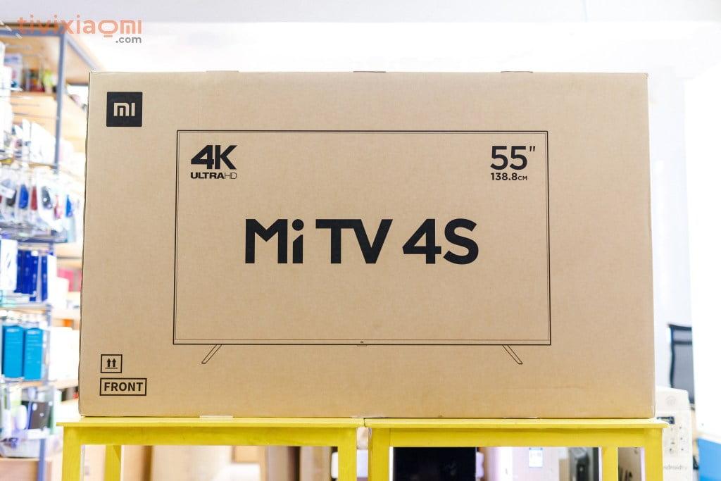 tivi xiaomi 55inch phiên bản quốc tế