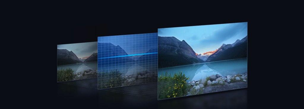 mi tv master series 65 inch tivi oled