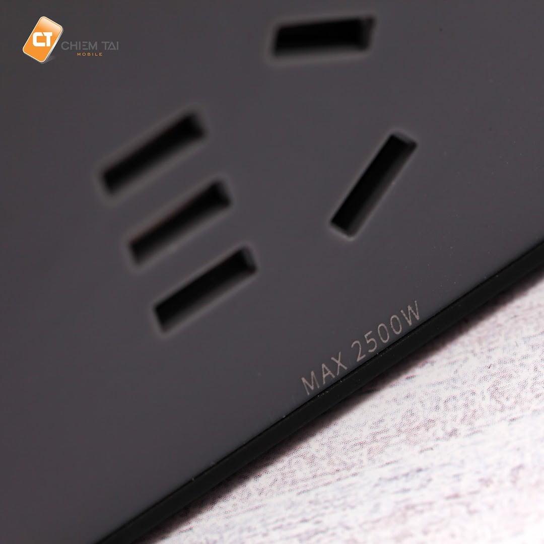 Ổ cắm điện tích hợp sạc không dây aigo M0230Q
