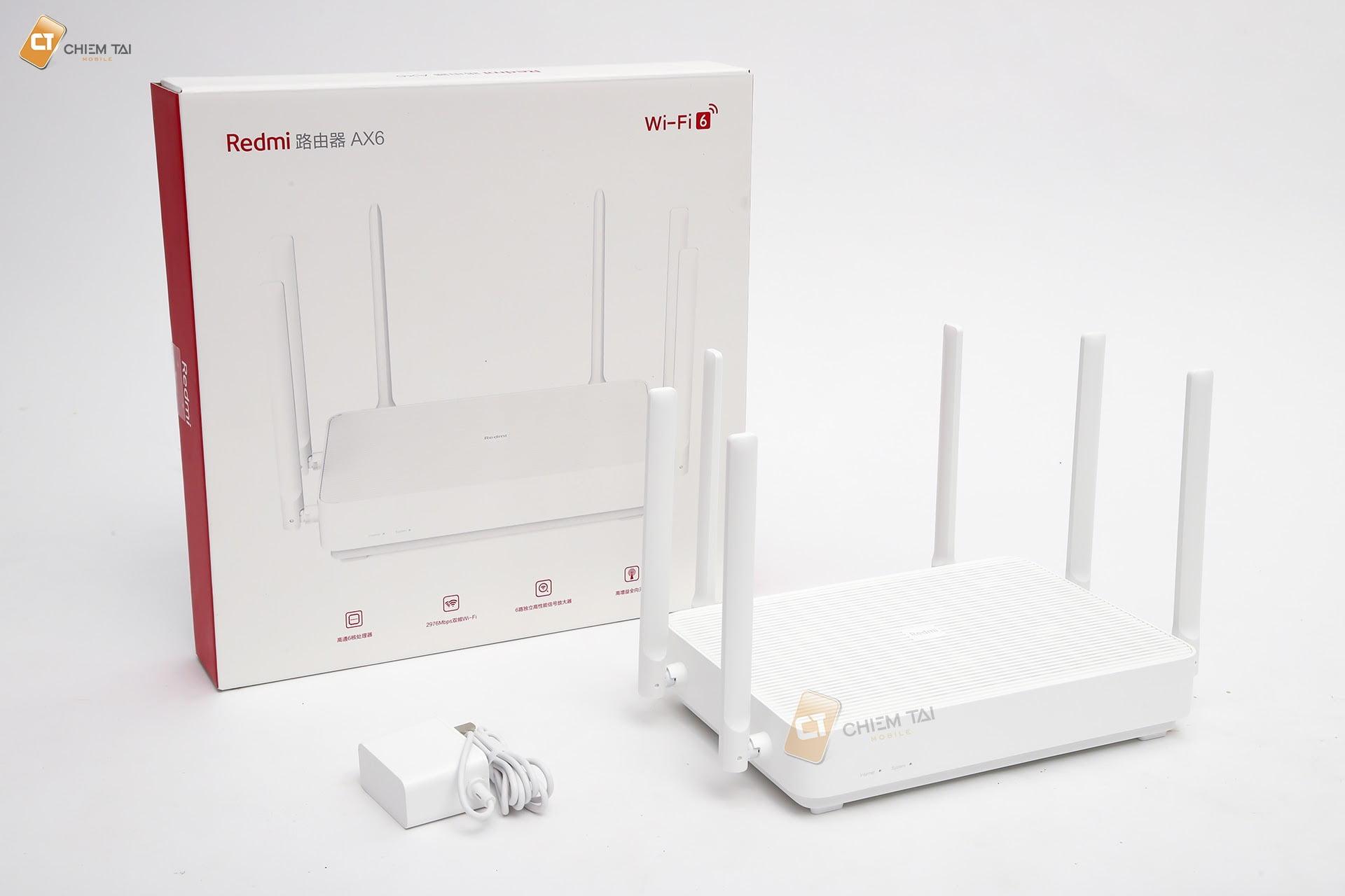 router wifi 6 redmi