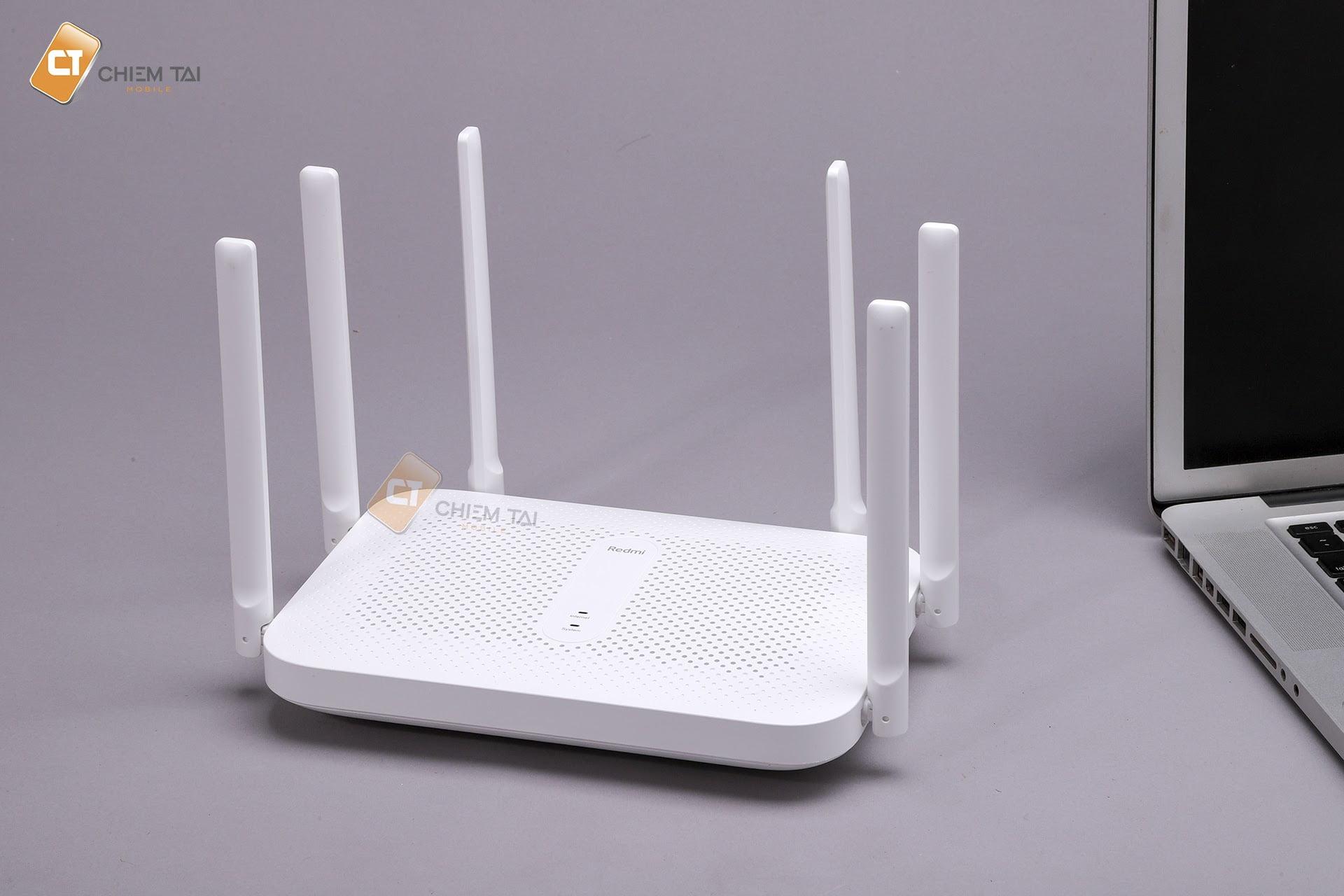 router wifi redmi ac2100 6007fccb62bbb