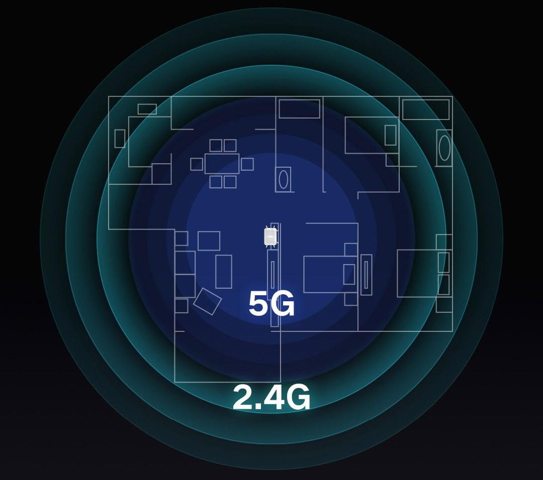 router wifi redmi ac2100 6007fcd356421