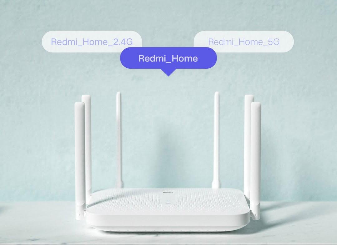 router wifi redmi ac2100 6007fcd41bbd6