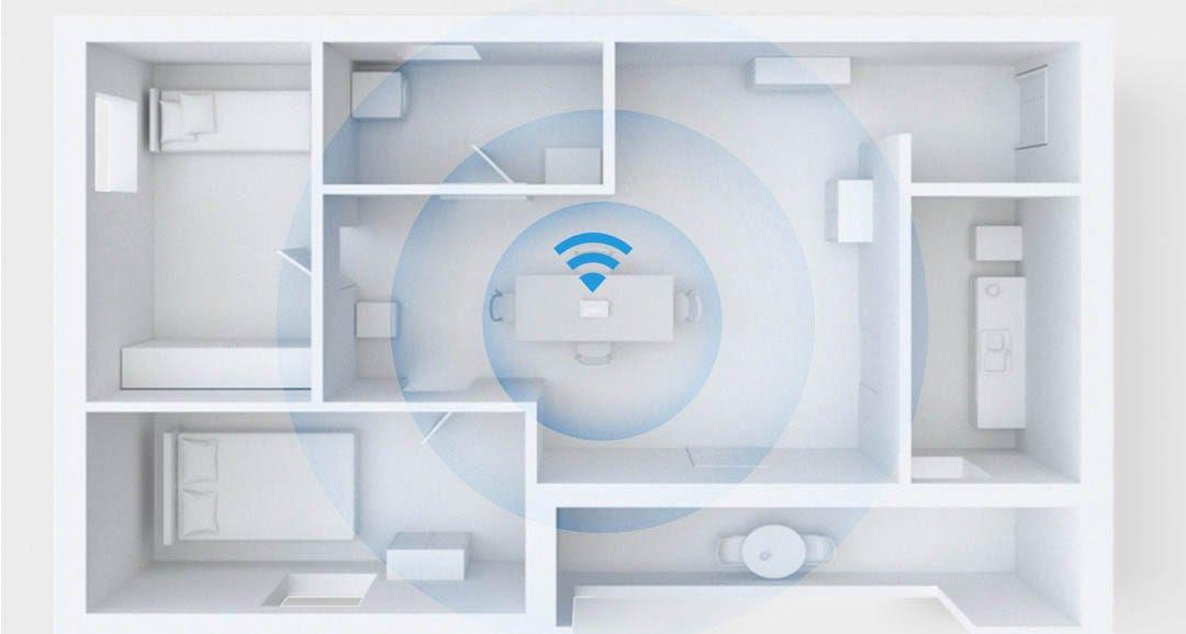 router wifi xiaomi aiot ac2350 6007fbc639167