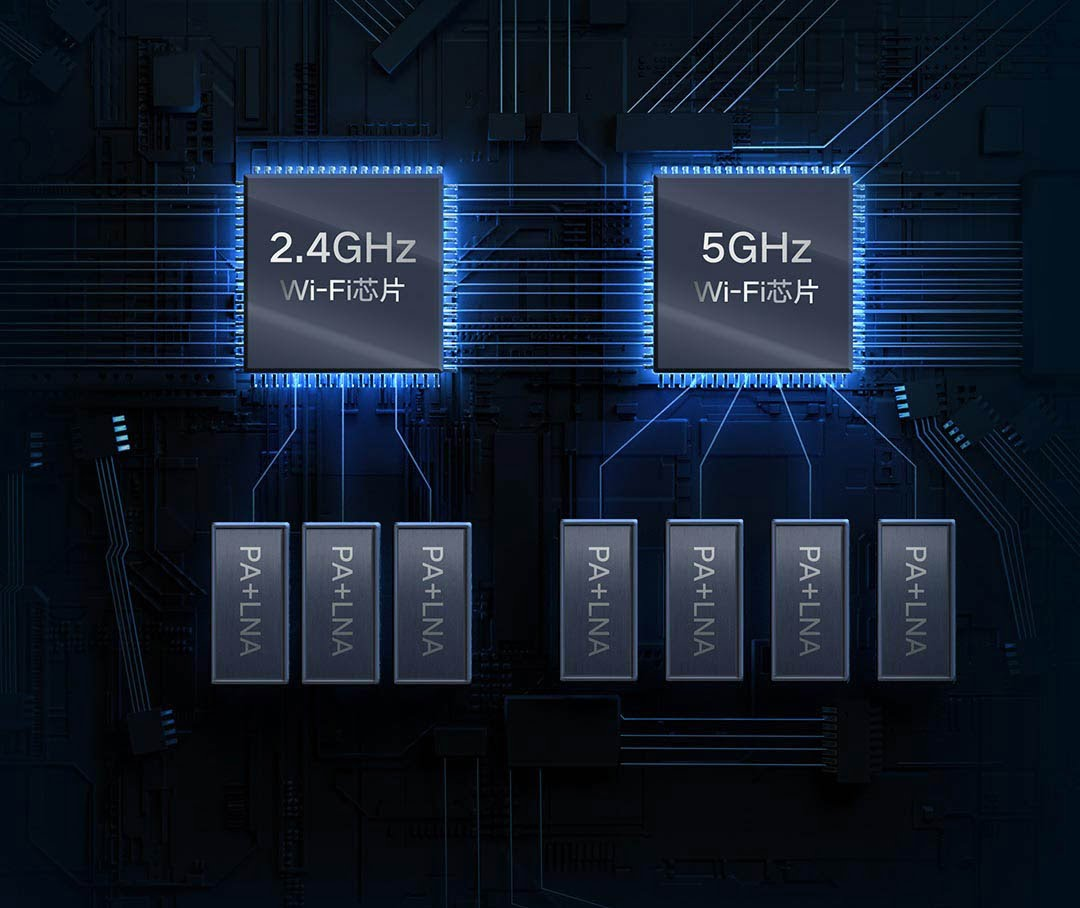 router wifi xiaomi aiot ac2350 6007fbcb99fe6