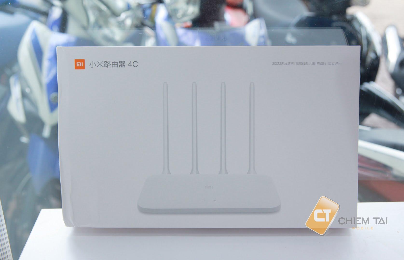 router wifi xiaomi gen 4c 6007fd820486e