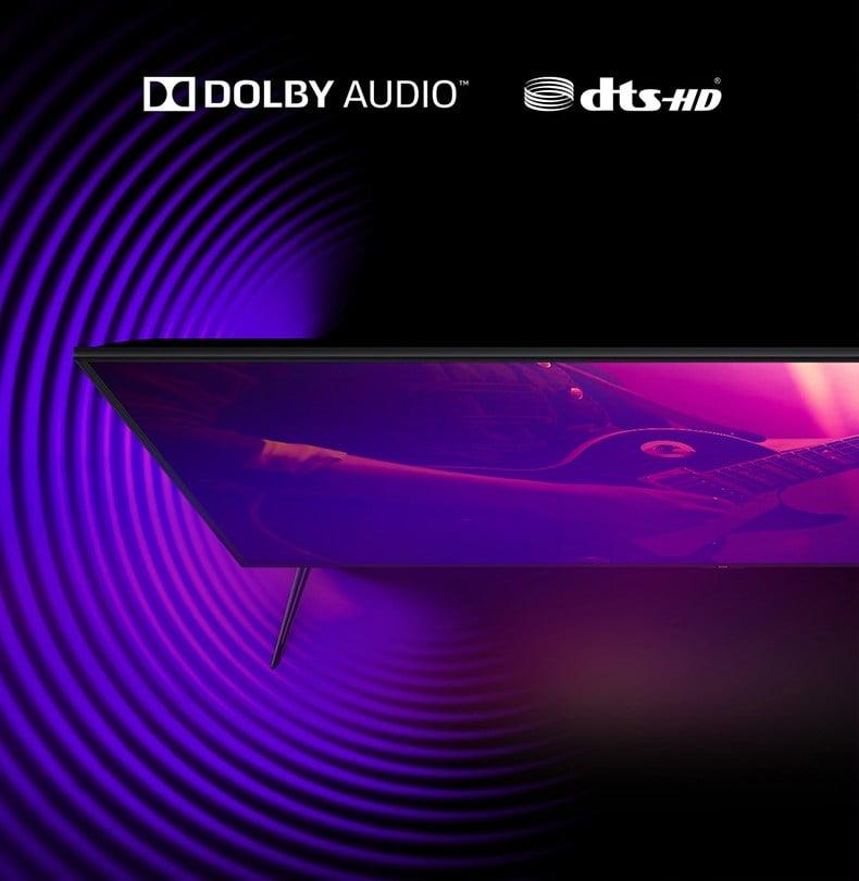 Âm thanh Dolby + DTS-HD