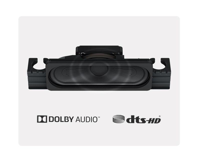 Tivi Xiaomi 4C 43 inch âm thanh Dolby + DTS-HD