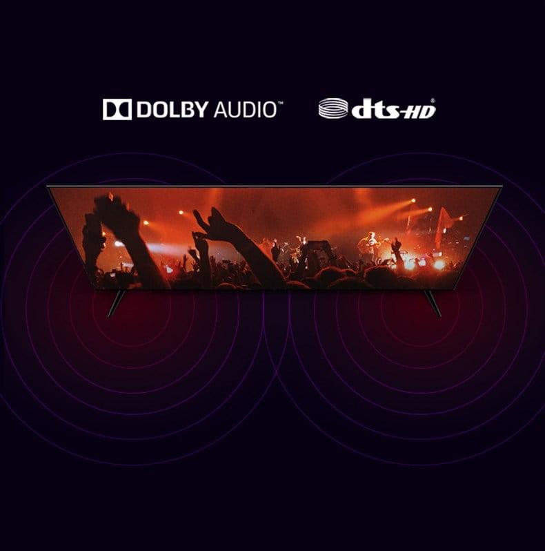 Tivi Xiaomi 4C 55 inch âm thanh Dolby + DTS-HD