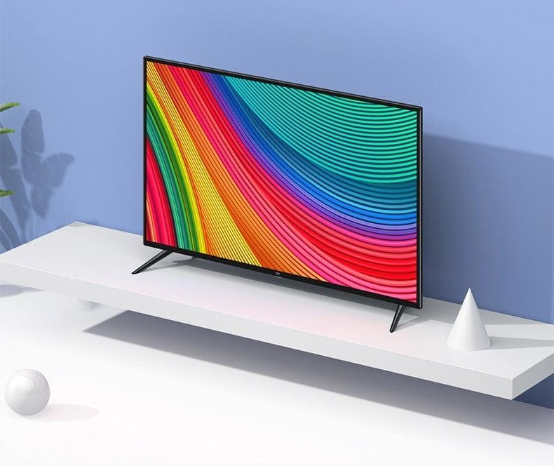 Tivi Xiaomi 4S 32 inch với thiết kế gọn nhẹ