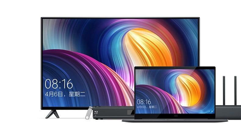 Tivi Xiaomi 4S 32 inch đa dạng kết nối