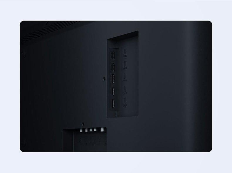Tivi Xiaomi 4S 65 inch Pro đa dạng cổng kết nối