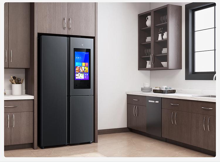 Tủ Lạnh Xiaomi Viomi 21 Face 412L 3 Cánh duy nhất tại Hà Nội