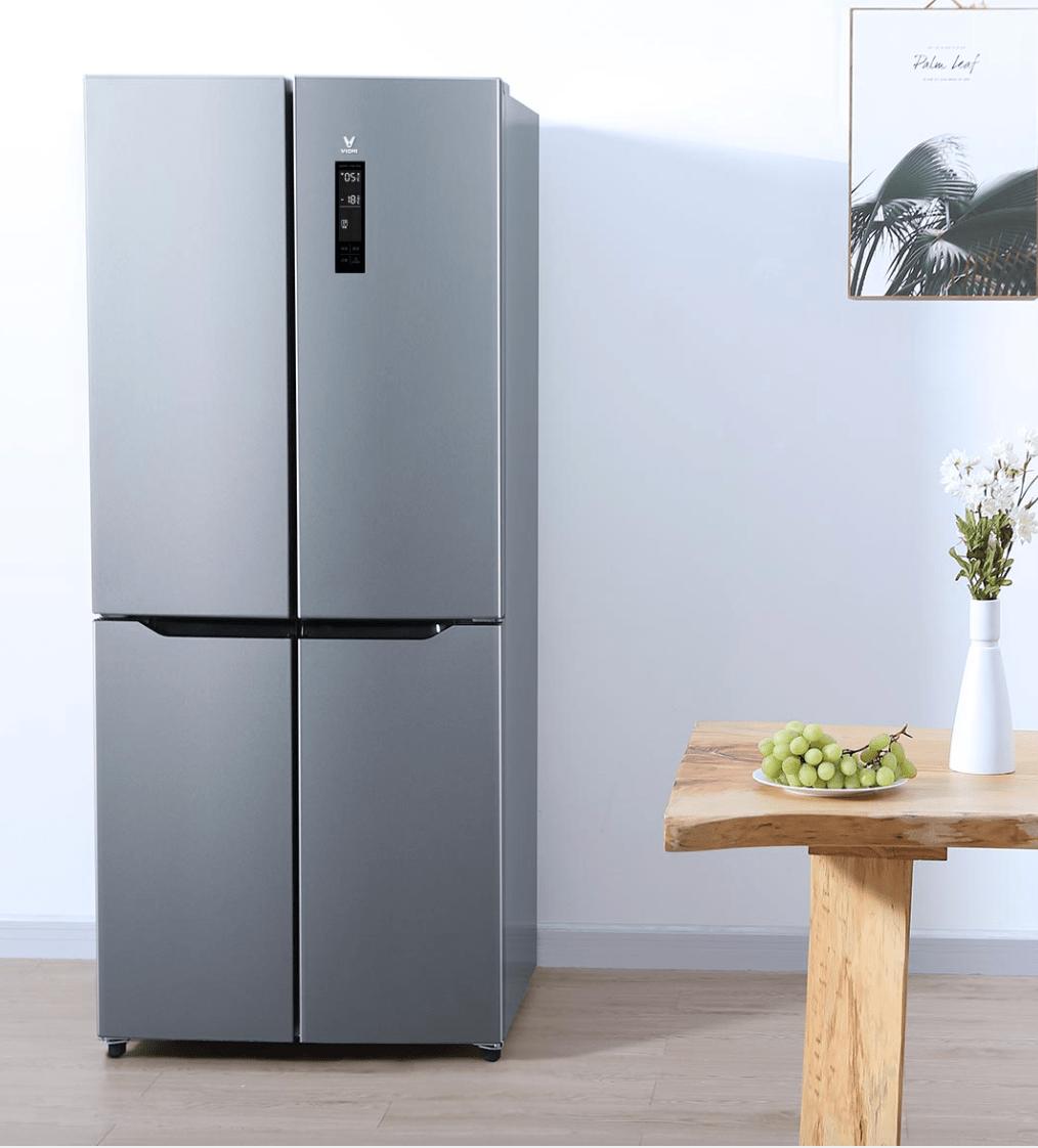Tủ Lạnh Xiaomi Viomi 415L 4 cánh tại Dienthooaihot