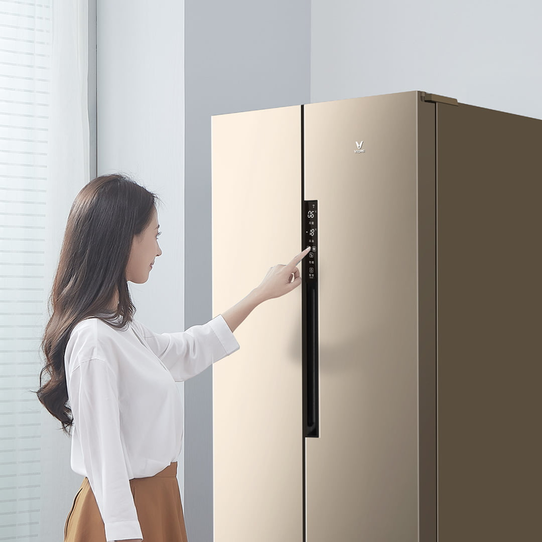 Điều khiển thông minh trên Tủ lạnh Xiaomi