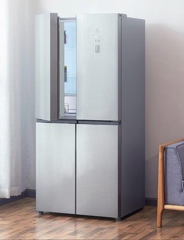 Tủ Lạnh Xiaomi Viomi 489L 4 cánh tại tivi xiaomi hà nội