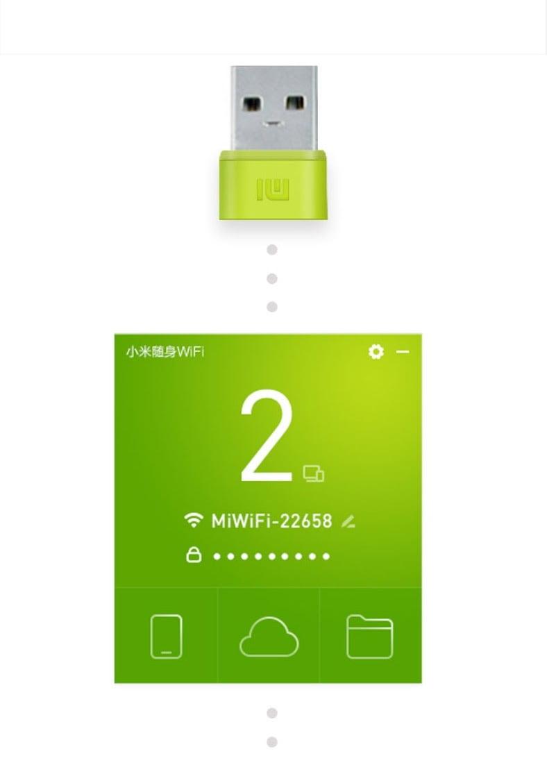 USB phát wifi di động Xiaomi W1N