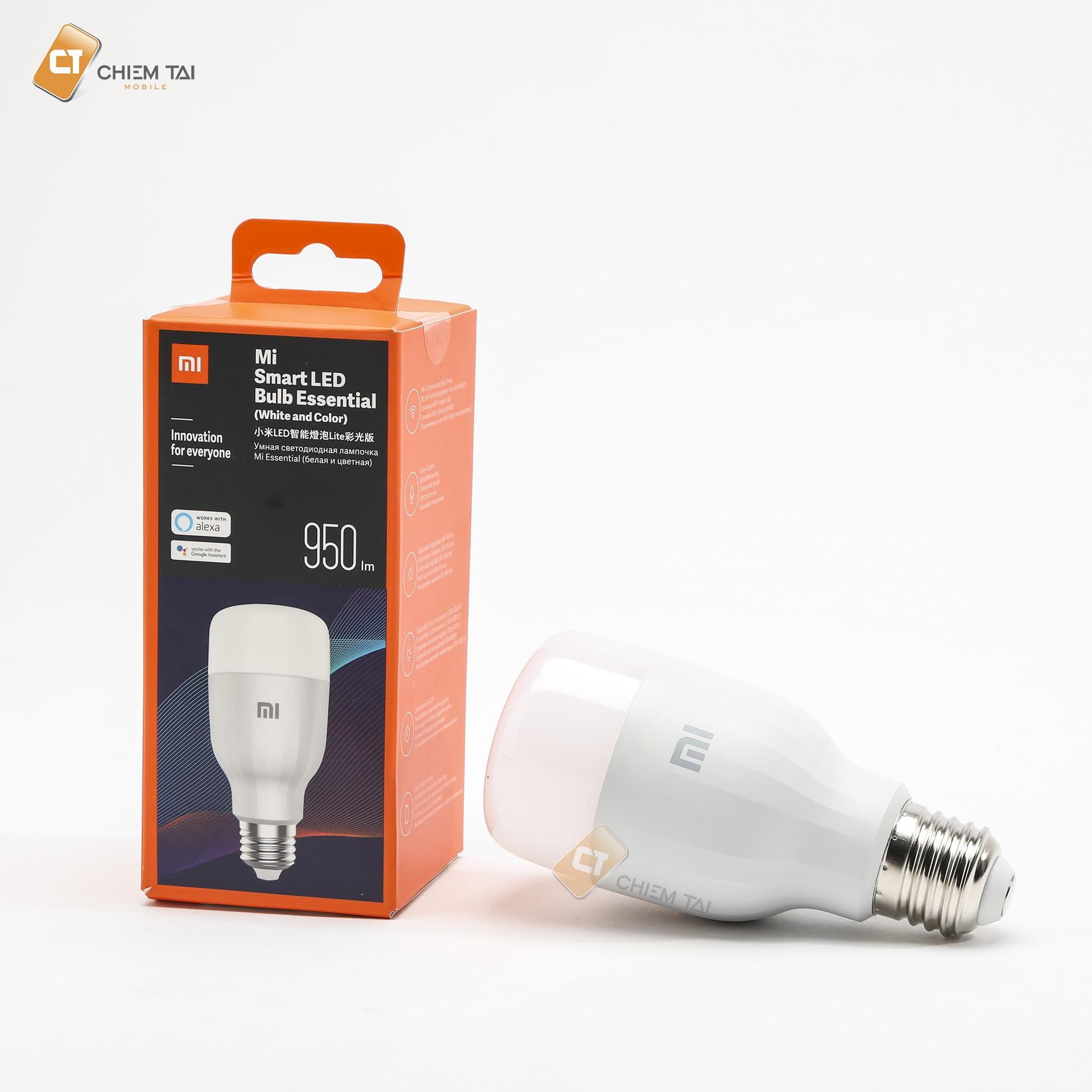 bong den led thong minh xiaomi bulb essential mjdpl01yl 6017b73653535