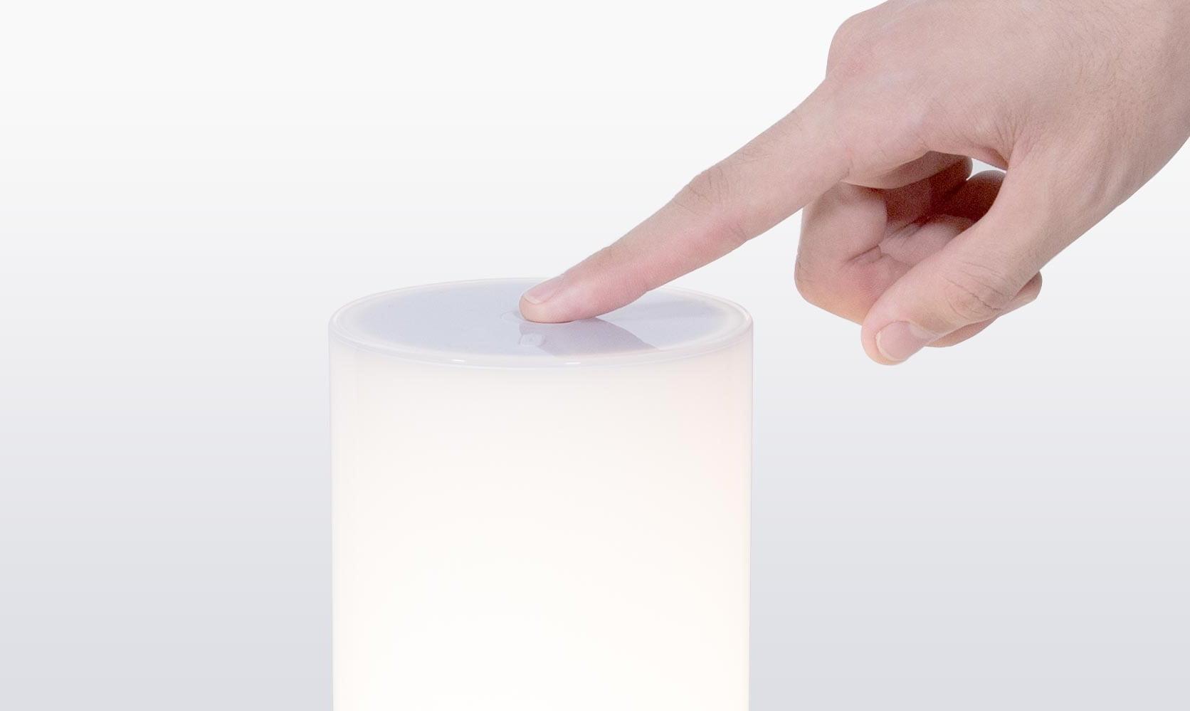 den ngu thong minh bedside lamp mijia