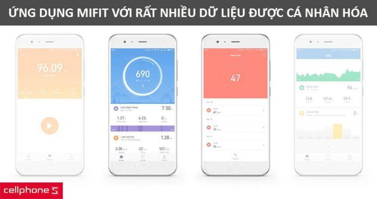 Dong ho thong minh Xiaomi Amazfi 16