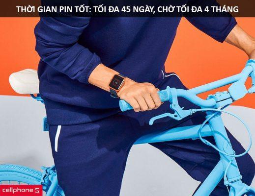 Dong ho thong minh Xiaomi Amazfi 17