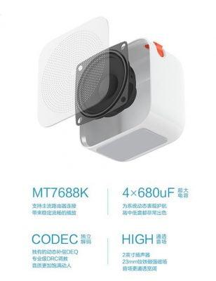 K306 radio wifi xiaomi loa radio