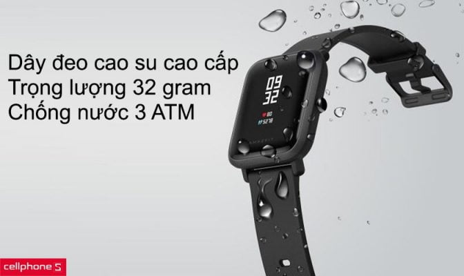 Xiaomi Amazfit Bip Lite 1