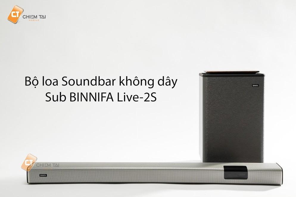 bo loa soundbar khong day kem sub binnifa live 2s 605da35a8109d