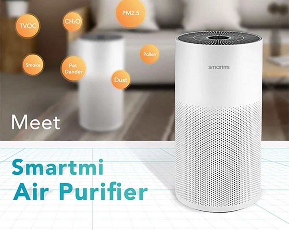 may loc khong khi thong minh smartmi air purifier 604efafde5ef8