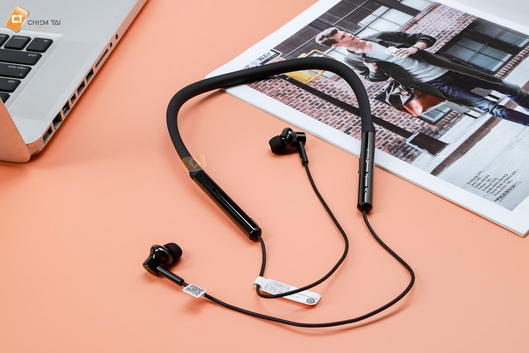 tai nghe bluetooth chong on xiaomi neckband pro 60506523b400d