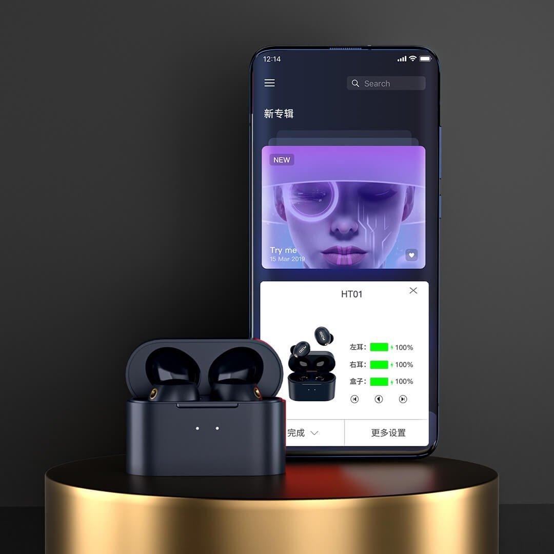 tai nghe bluetooth true wireless qcy ht01 605062a64e1b5