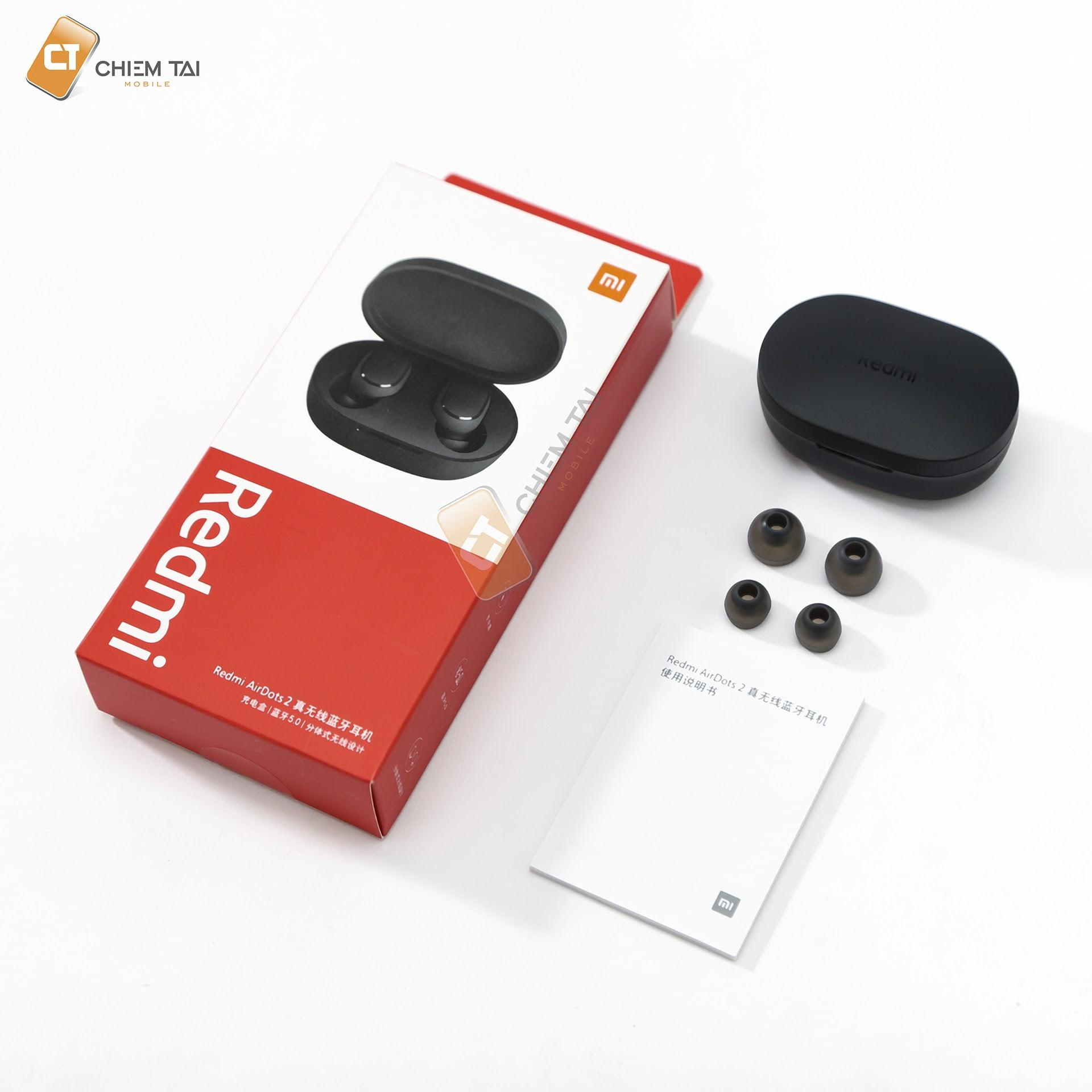 tai nghe bluetooth true wireless redmi airdots 2 605063c0e1433