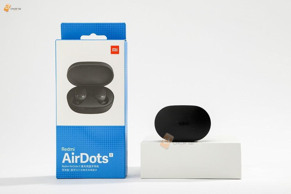 tai nghe bluetooth true wireless redmi airdots s 605064eacdc85