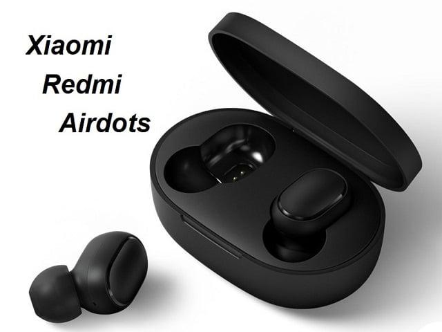 Tai nghe Bluetooth Xiaomi Redmi Airdots