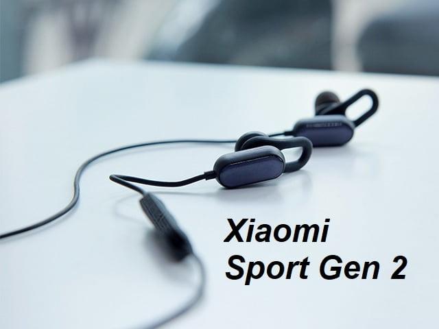 Tai Nghe Bluetooth Xiaomi Sport Gen 2
