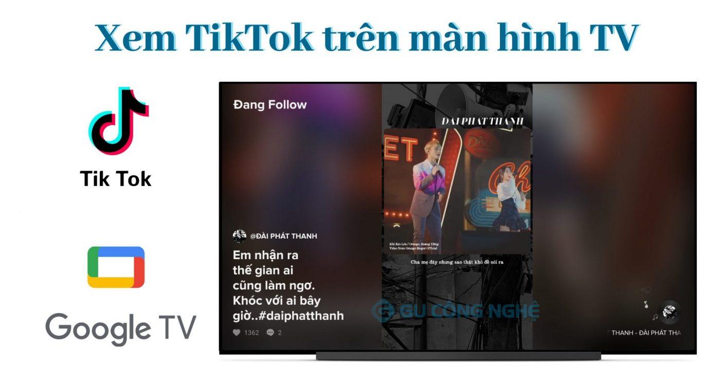 Tiktok cho Chromecast with Google TV 2 01