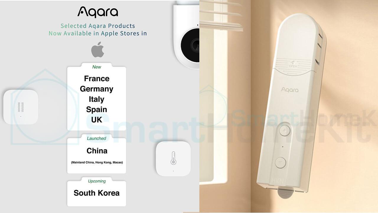 aqara apple store e1 roller controler