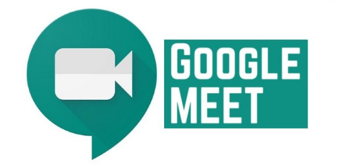 Google Meet tren TV qua Chromecast
