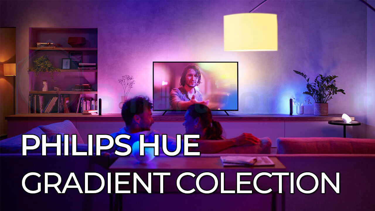 philips hue gradient colection banner